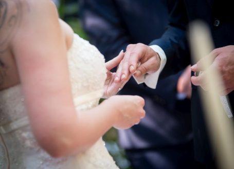 WeddingF 6303 455x329 - Kathrin und Marc im Waldhaus Osterwieck