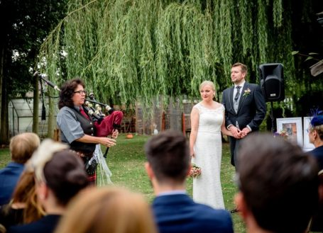 WeddingMA 264 455x329 - Maxi und Andi im Landhaus Burgwedel Hannover