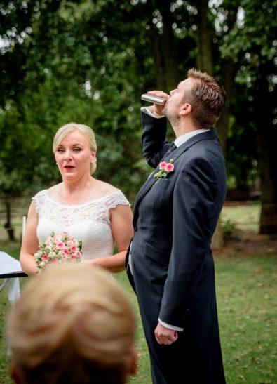 WeddingMA 272 395x547 - Maxi und Andi im Landhaus Burgwedel Hannover