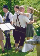 elke rott freie trauung die zeremonie harz berge goslar130 165x231 - Verliebt in die Berge - Ela und Maik