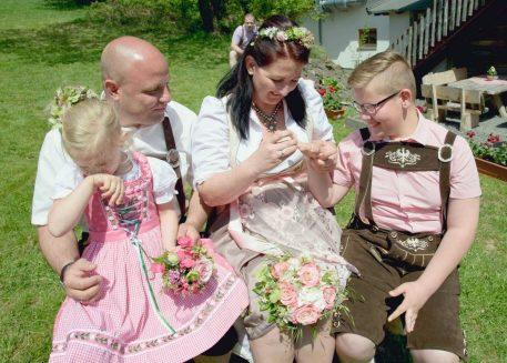elke rott freie trauung harz berge goslar112 457x327 - Verliebt in die Berge - Ela und Maik