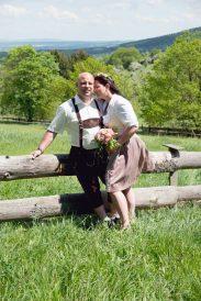 elke rott freie trauung harz berge goslar141 183x274 - Verliebt in die Berge - Ela und Maik