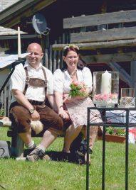 elke rott freie trauung harz berge goslar73 191x268 - Verliebt in die Berge - Ela und Maik