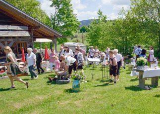 elke rott freie trauung harz berge goslar78 323x231 - Verliebt in die Berge - Ela und Maik