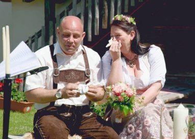 elke rott freie trauung hochzeit harz berge goslar69 382x273 - Verliebt in die Berge - Ela und Maik