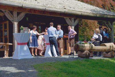 elke rott freie trauungen harz berge goslar16 400x267 - Verliebt in die Berge - Ela und Maik