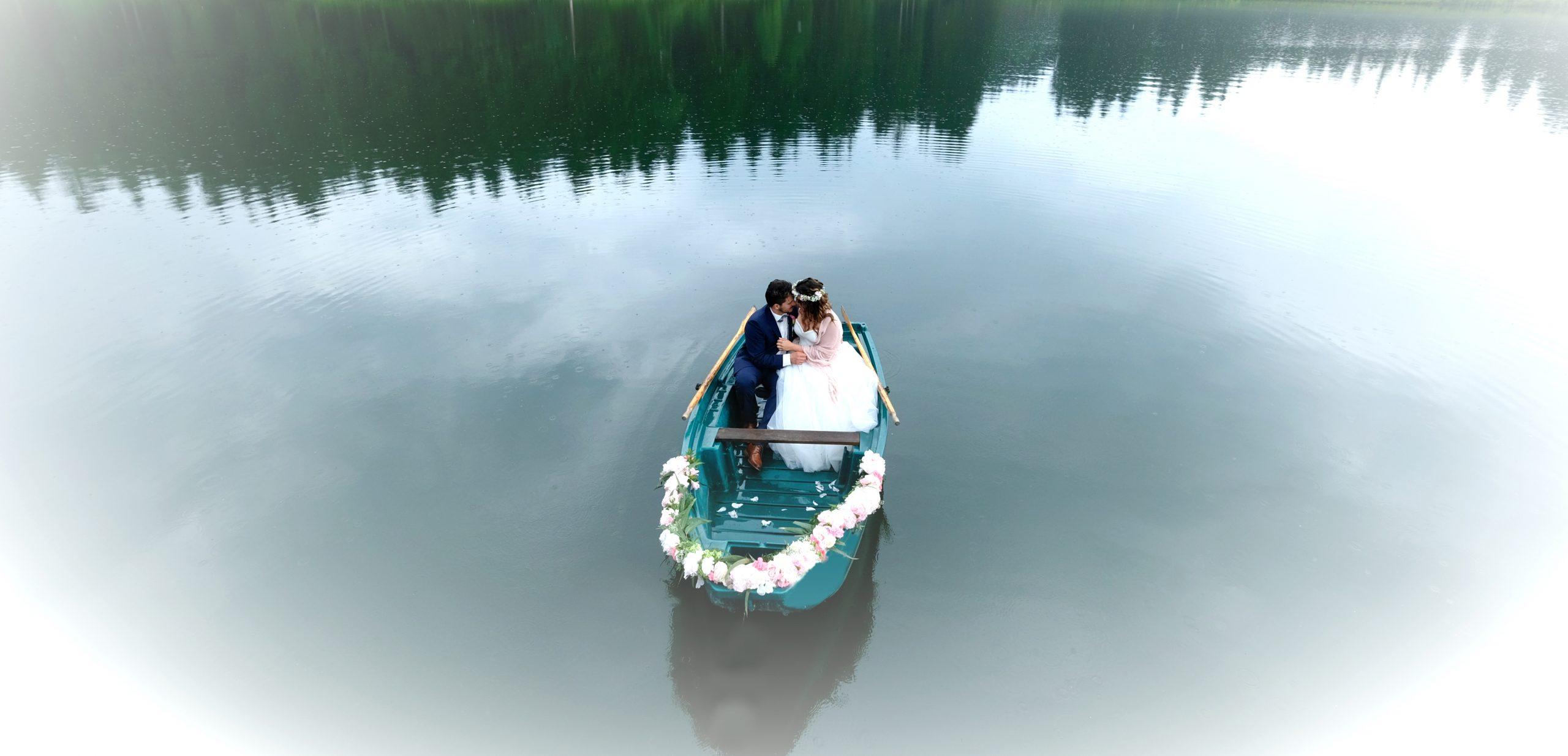 brautpaar harz hochzeit see scaled - Sonderfall Corona - Hochzeit absagen oder verschieben - Was Ihr bedenken solltet, liebe Brautpaare