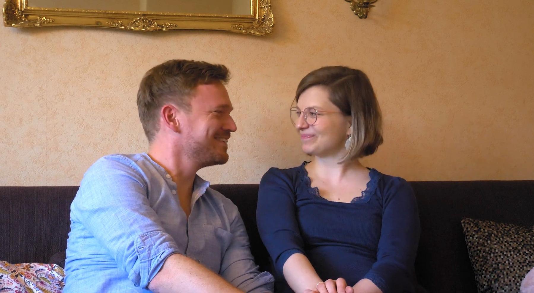 Video Freie Trauung  Hochzeit trotz Corona - Doro & Matze im Glück